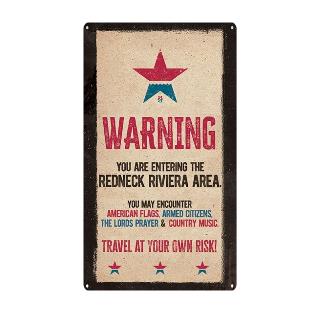 Redneck Riviera If You Kneel Decal